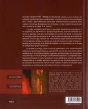 Résine et complexité matérielle - 4ème de couverture - Format classique