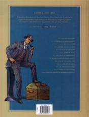 Harry Dickson t.5 ; la nuit du météore - 4ème de couverture - Format classique
