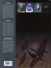 Lady Spitfire t.3 ; une pour tous et tous pour elle - 4ème de couverture - Format classique
