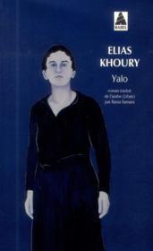 Yalo - Couverture - Format classique
