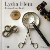 Journal implicite - Couverture - Format classique