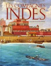 La compagnie des Indes - Couverture - Format classique