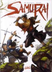 Samurai ; INTEGRALE VOL.2 ; T.5 A T.8 ; deuxième cycle - Couverture - Format classique
