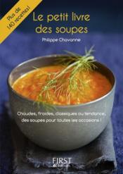 telecharger Le petit livre des soupes (2e edition) livre PDF/ePUB en ligne gratuit