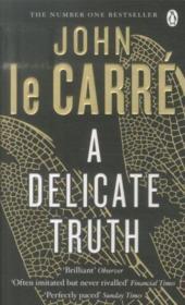 A Delicate Truth* - Couverture - Format classique