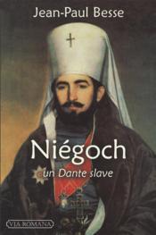 Niegoch ; un Dante slave - Couverture - Format classique