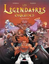 Les Légendaires - origines T.3 ; Gryfenfer - Couverture - Format classique