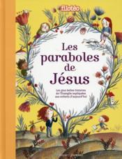 Les paraboles de Jésus - Couverture - Format classique