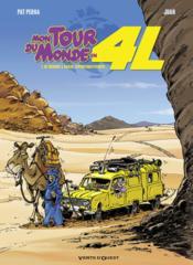 Mon tour du monde en 4L t.1 ; de Meudon à Dakar, approximativement... - Couverture - Format classique