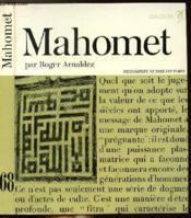 Mahomet Ou La Prediction Prophetique - Collection Philiosophes De Tous Les Temps N°68 - Couverture - Format classique