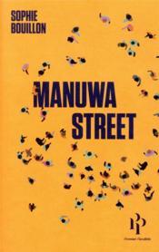 Manuwa street - Couverture - Format classique
