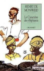 Le cimetière des éléphants - Couverture - Format classique