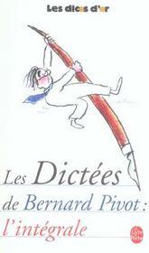 telecharger Les dictees de Bernard Pivot livre PDF en ligne gratuit