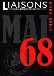 Mai 68 ; numéro hors série de la revue liaisons - Intérieur - Format classique