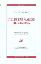 L'illustre maison de ramires - Intérieur - Format classique