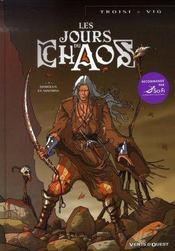 Les jours du chaos t.1 ; diabolux ex machina - Intérieur - Format classique
