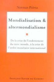 Mondialisation et altermondialisme - Intérieur - Format classique
