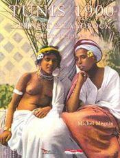 Tunis 1900 - Intérieur - Format classique
