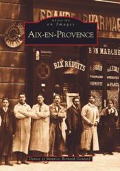 Aix-en-Provence - Couverture - Format classique