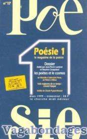 Revue poesie vagabondages n17 - Couverture - Format classique