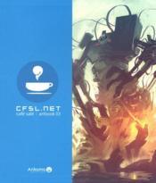 CFSL.net ; café salé ; artbook t.3 - Couverture - Format classique