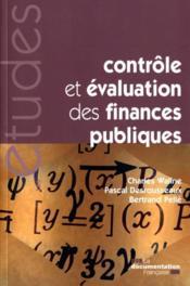 Contrôle et évaluation des finances publiques - Couverture - Format classique