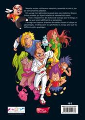 Apprends-moi le dessin manga - 4ème de couverture - Format classique