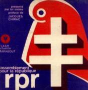 Rassemblement pour la république - Couverture - Format classique
