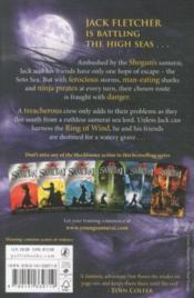 The Ring Of Wind - Young Samurai: Book 7 - 4ème de couverture - Format classique