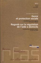 REVUE FRANCAISE DES AFFAIRE SOCIALES N.2 ; genre et protection social - Couverture - Format classique