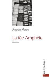 La fée Amphète - Couverture - Format classique