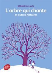 L'arbre qui chante et autres histoires - Couverture - Format classique