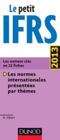 telecharger Le petit IFRS (edition 2013) livre PDF/ePUB en ligne gratuit
