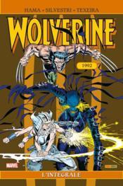 Wolverine ; intégrale t.5 ; 1992 - Couverture - Format classique