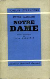 Notre Dame. - Couverture - Format classique