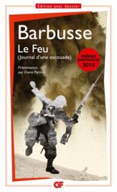 telecharger Le feu (journal d'une escouade) livre PDF en ligne gratuit