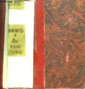 Les Trois Dumas. - Couverture - Format classique