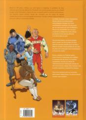 Nu-men t.2 ; quanticafrique - 4ème de couverture - Format classique