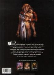 Meridia t.3 ; le roi pourri - 4ème de couverture - Format classique