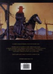 Durango ; intégrale t.4 ; t.13 à t.16 - 4ème de couverture - Format classique