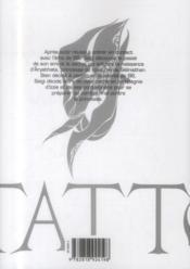 Taboo tattoo T.6 - 4ème de couverture - Format classique