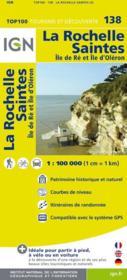 La Rochelle, Saintes - Couverture - Format classique