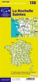 La Rochelle, Saintes - 4ème de couverture - Format classique