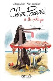 Chien Pourri à la plage - Couverture - Format classique
