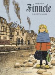 Finnele T.1 ; le front d'Alsace - Couverture - Format classique