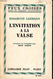 L'Invitation A La Valse - Couverture - Format classique