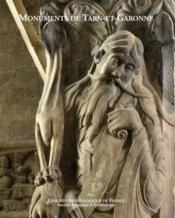 Congrès archéologiques 2012 Tarn et Garonne - Couverture - Format classique