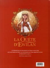 La quête d'Ewilan T.2 ; Akiro - 4ème de couverture - Format classique