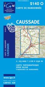 Caussade - Couverture - Format classique