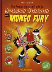 Une aventure intersidérante de Splash Gordon dans Mongo Fury - Intérieur - Format classique